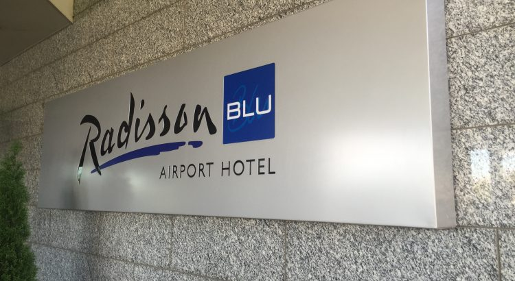Radisson Blu Oslo Airport, Oslo - logo